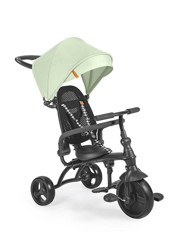 """Велосипед трёхколёсный Happy Baby """"MERCURY"""", (light green )"""