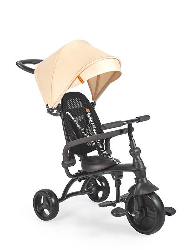 "Велосипед трёхколёсный Happy Baby ""MERCURY"", (milky)"