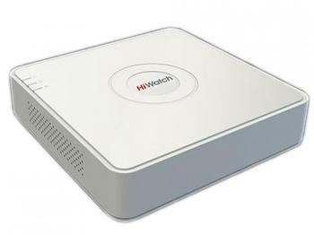 Гибридный HD-TVI видеорегистратор HiWatch DS-H204QA