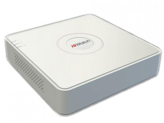 Гибридный HD-TVI видеорегистратор HiWatch DS-H208QA