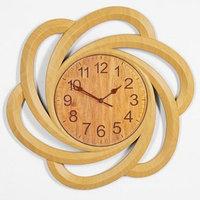 Часы настенные, серия Интерьер, 'Бакаут', 40х40 см