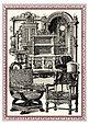 Книга *Мебель и интерьеры эклектики*, Г.Гацура, фото 2
