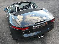 Выхлопная система Quicksilver на Jaguar F Type (2014+), фото 1