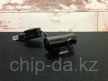 Веб камера Media Black