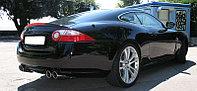 Выхлопная система Quicksilver на Jaguar XK8