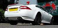 Выхлопная система Quicksilver на Jaguar XKR XKR-S