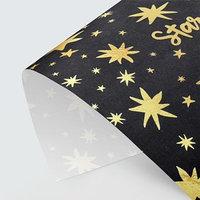 Бумага упаковочная крафтовая Star, 50 x 70 см (комплект из 20 шт.)