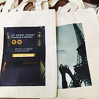 Печать на эко-сумках