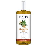 Массажное масло для тела «Пинда Тайла» Шри Шри Аюрведа
