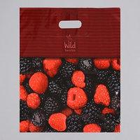 Пакет 'Лесные ягоды', полиэтиленовый с вырубной ручкой, 44 х 44 см, 70 мкм (комплект из 50 шт.)