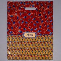 Пакет 'Абрис', полиэтиленовый с вырубной ручкой, 38 х 47 см, 60 мкм (комплект из 50 шт.)