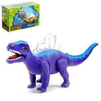 Животное 'Динозавр', световые и звуковые эффекты, МИКС