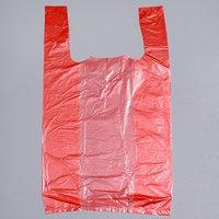 Пакет-майка 'Цветная', полиэтиленовый, микс 4 цвета, 25 х 45 см, 5 мкм (комплект из 400 шт.)