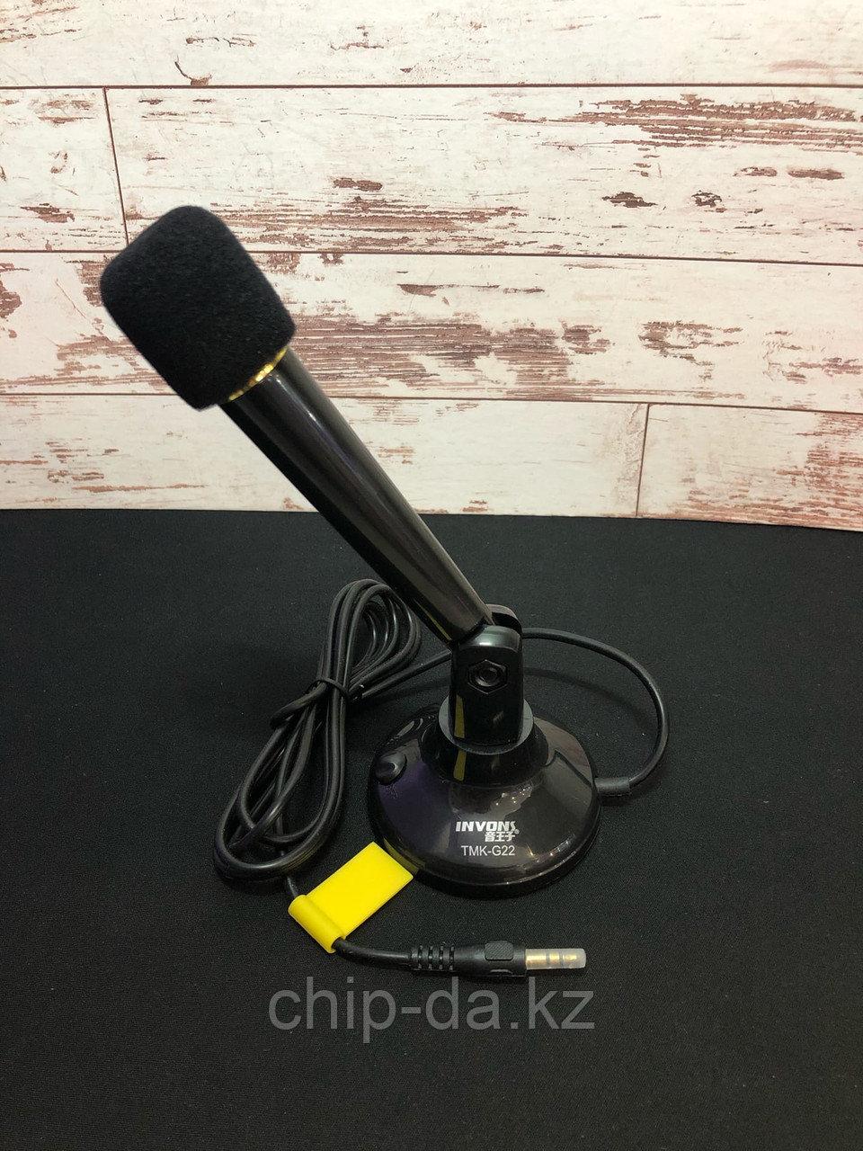 Микрофон настольный Invons TMK-G22