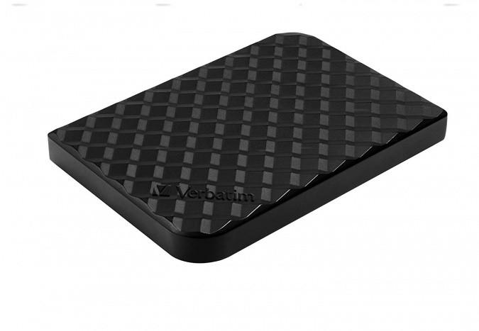 Внешний жесткий диск 2,5 1TB Verbatim 053194 черный
