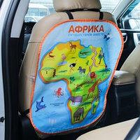 Незапинайка на автомобильное кресло 'Карта Африки'