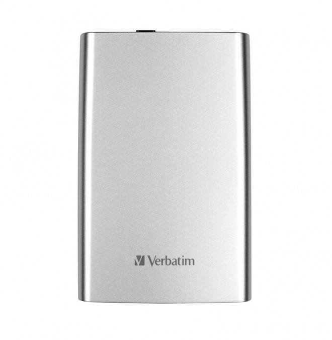Внешний жесткий диск 2,5 2TB Verbatim Store 'n' Go 053189 серебро
