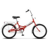 Велосипед 20' Десна-2200, Z011, цвет красный, размер 13,5'
