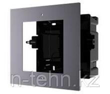 Hikvision DS-KD-ACF1/Plastic  декоративная рамка на 1 модуль