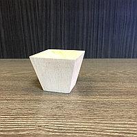 Опора, бук 5 cm, пирамидка
