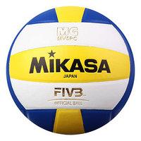 Мяч волейбольный Mikasa MV5PC, размер 5, PVC, бутиловая камера, клееный