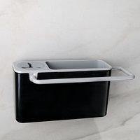 Подставка для ванных и кухонных принадлежностей, 20x9x9 см, цвет МИКС