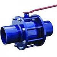 Кран шаровой стальной (вода, пар, газ) 11с67п под приварку Ру-16, Ду-250/250 с редуктором