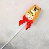 Мягкая игрушка 'С 8 марта!', на палочке (комплект из 10 шт.)