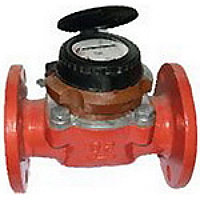 Счетчик воды ВМГ, чугун, фланцевый, Ру 16, Q=150куб.м/час, T 5-150С, Dy150