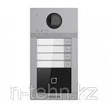 Hikvision DS-KV8413-WME1 IP вызывная панель, на 4-х абонентов