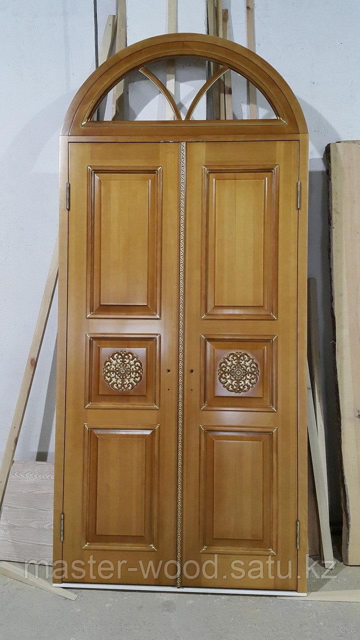 Изготовление под заказ дверей и витражей - фото 10