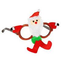 Карнавальные очки 'Дед Мороз'