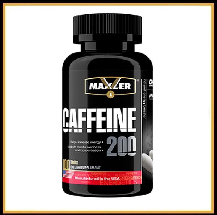 Кофеин Maxler Caffeine 200