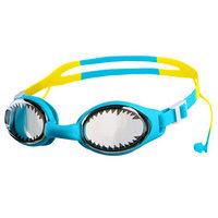 Очки для плавания  беруши, детские, цвета МИКС