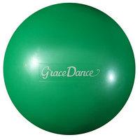 Мяч для художественной гимнастики 18,5 см, 280 г, цвет изумрудный