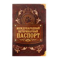 Международный ветеринарный паспорт 'Лапа'