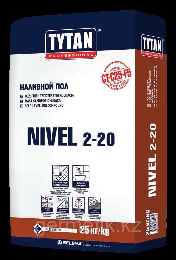 TYTAN NIVEL 2-20