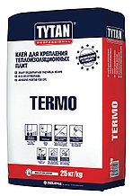 TYTAN TERMO клей для приклеивания пенополистирола и минераловых плит, 25кг