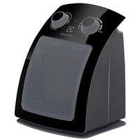 Тепловентилятор Electrolux EFH/C-5115, напольный, 1500 Вт, 3 режима, до 20 м2, чёрный