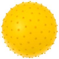 Мячик массажный, матовый пластизоль, d30 см, 100 г, МИКС