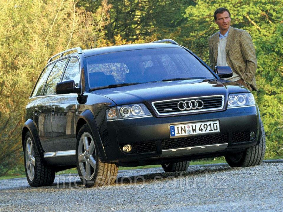Кузовной порог для Audi A6 Allroad C5 (2000–2005)