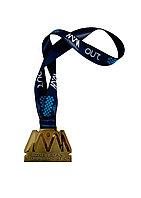 """Медаль """"UMMA"""" (золото) Златоуст"""