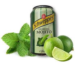 Schweppes  mojito Мохито 330ml Польша (24шт-упак)