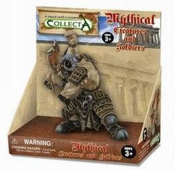 CollectA фигурки мифических героев Сатир