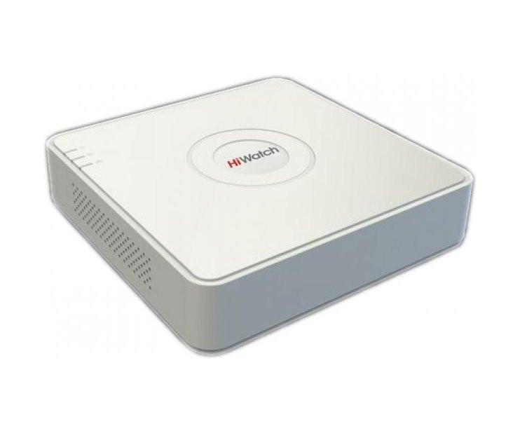 Гибридный HD-TVI видеорегистратор HiWatch DS-H204Q