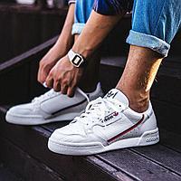 Кроссовки Adidas Continental 80 White G27706 размер: 45