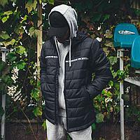 Куртка Fila Men's Jacket Black Medium A20AFLJAM07-99 размер: S
