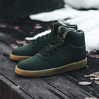 Кроссовки Nike Ebernon Mid SE Green AQ8125-301 размер: 41