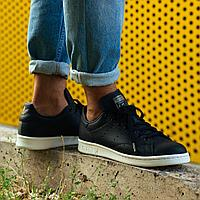 Кеды Adidas Stan Smith Core Black F34072 размер: 44,5