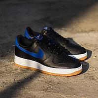 Кроссовки Nike Air Force 1'07 Royal Blue Gum CI0057-001 размер: 41